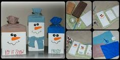 snowman out of scrap wood - Google Search