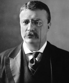 Theodore Roosevelt | The Favorite Books of All 44 Presidents of the United States