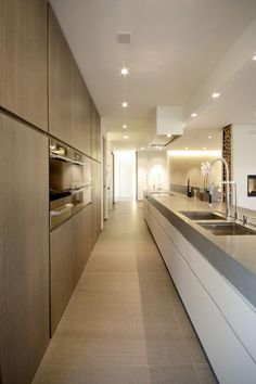 *~* white wood kitchen