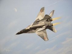 Egypt To Receive Advanced Fulcrum Fighters from MiG Russian Air Force, Military Art, Egypt, Fighter Jets, Aviation, Aircraft, Weapon, Wwii, Planes