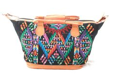 Medium Huipil Bag-Cabanas – Humble Hilo | Creating a Common Thread