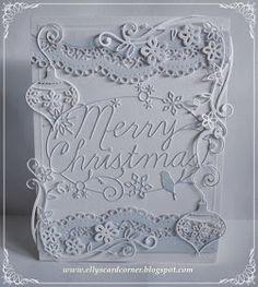 Elly's Card- Corner: Merry Christmas ( again :-) )