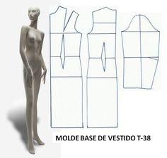 Patron modele de base t 38