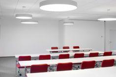 Konferenzbereich Hannover Conference Room, Chandelier, Ceiling Lights, Table, Furniture, Home Decor, Hannover, Candelabra, Decoration Home