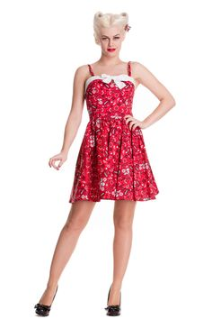 2b78c44efd Cowgirl meets rockabilly girl! Wicked mini dress that looks great dressed  up or played down