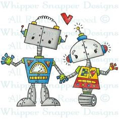 Rob The Robot Coloring Pages Craft Ideas Pinterest