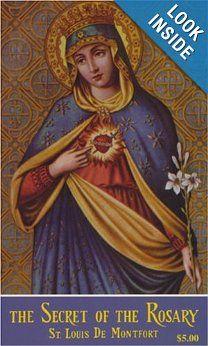 The Secret of the Rosary: St. Louis De Monfort, Mary Barbour: 9780895550569: Amazon.com: Books