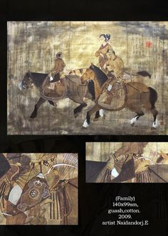2015-04-09 Traditional Paint, North West, Empire, Asian, Culture, Artist, Painting, Asian Cat, Painting Art