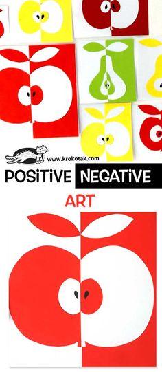 krokotak | Positive / Negative Art