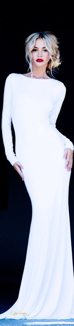 The Lurelly Monaco Gown | LadyLuxuryDesigns