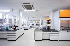 DongWha Pharm Laboratory / JUNGLIN Architecture