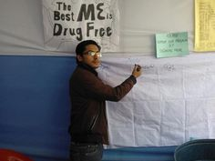 Tilittam Leo Club Nepal - Leos organized an anti-drug campaign and encouraged youth to pledge to stay drug free.