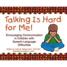 Talking is Hard for Me! (book review)   - Pinned by @PediaStaff – Please Visit ht.ly/63sNtfor all our pediatric therapy pins