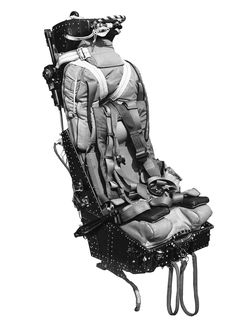 Martin-Baker has been the world's leading manufacturer of ejection and crashworthy seats for near 70 years, offering unprecedented life-saving capabilities. Fighter Aircraft, Fighter Jets, Travel Lounge, Airplane Seats, Ejection Seat, Tribal Warrior, F35, Military Aircraft, Scale Models