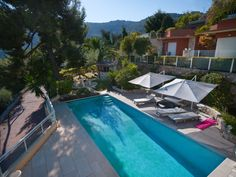 Modern property situated in #Beausoleil near #Monaco
