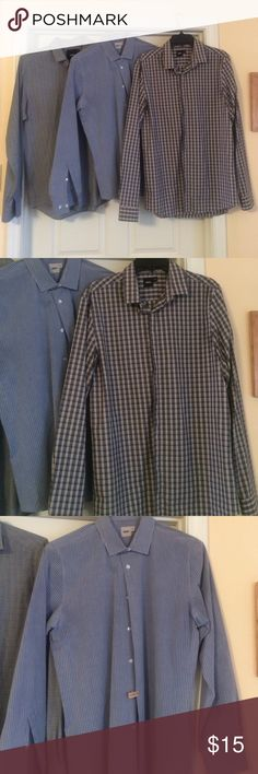 Men's Asos shirts bundle Great condition, Size: M.  Make me an offer I can't refuse . Shirts Dress Shirts