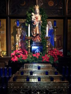 Lady Shrine @ the Episcopal Church of the Atonement, Chicago