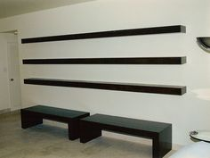 small spaces floating shelves #4864