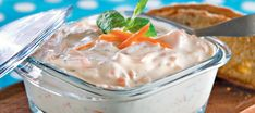 Porkkanatsatsiki Deli, I Foods, Gluten Free Recipes, Salad Recipes, Food Porn, Food And Drink, Cooking Recipes, Pudding, Yummy Food