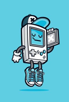 Gameboy Love by ~cronobreaker on deviantART