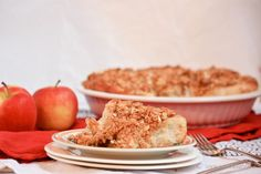 Apple Crisp Cinnamon Rolls recipe