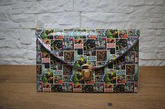 Custom Star Wars bag pochette envelope clutch EUR) by IdidntDothat New Star, Envelope Clutch, Handmade Bags, Star Wars, Gift Wrapping, Stars, Gifts, Etsy, Handkerchief Dress