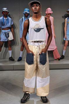 New York Fashion Week: Gypsy Sport
