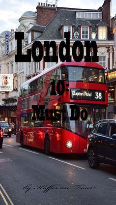Die 10 Besten Tipps um in London nichts zu verpassen. Schau mal rein!!