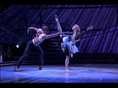 "SYTYCD Season 5: Kayla and Kupono in a Sonya Tayeh contemporary routine to the tune of ""Eyes On Fire"" by Blue Foundation"
