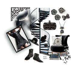 Designer Clothes, Shoes & Bags for Women Italian Shoes, Moonlight, Madness, Boutique, Shoe Bag, Polyvore, Stuff To Buy, Accessories, Design