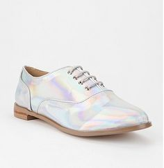 holographic oxford-kind of ridiculous. Kind of awesome. Ridawesome.