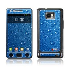 """Raindrops"" Doming SmartphoneCover - Samsung S2 www.cushyskins.com Samsung S2, Smartphone, Messages, Electronics, Iphone, Text Posts, Text Conversations, Consumer Electronics"