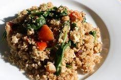 Slow cooker quinoa casserole