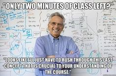 Every math, physics, and science course crucial to my degree...