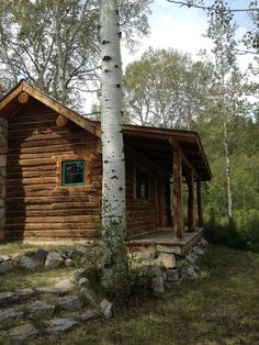 Secluded cabin in the forest https://www.quick-garden.co.uk/log-cabins.html