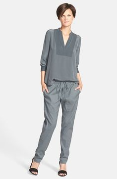 Vince Blouse & Pants  available at #Nordstrom
