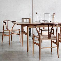 Wegner CH24 Wishbone Chair - 100th Birthday Special Edition