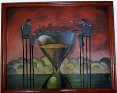 games of power-by joao viola (pintor joao viola) Tags: arte papoilas joaoviola artedejoaoviolabb