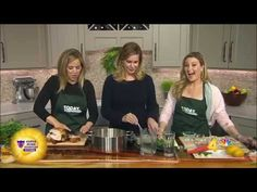 Mee McCormick from the Pinewood Kitchen and Store makes a tasty chicken soup that helps fight off colds and flu during Today in Nashville airing weekdays at . On Today, Chicken Soup, Nashville, Tasty, Store, Cooking, Videos, Kitchen, Cuisine