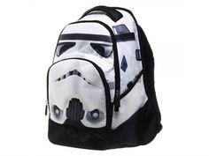 Star Wars R2-D2, Stormtrooper and Rebel Backpacks
