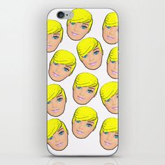 iPhone Skin by plasticpam Iphone Skins, Iphone Cases, All You Need Is, Iphone 8 Plus, Vinyl Decals, Super Easy, Sticks, Pop Art, Short Hair Styles
