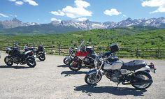 A ride through Colorado can be found in the June 2015 issue of Rider magazine.