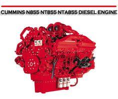 FREE CUMMINS N-855 NT-855 NTA-855 SERIES ENGINE WORKSHOP SERVIVCE REPAIR MANUAL