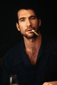 Dylan McDermott: Carlton Harrison; Patriarch of the Harrisons Loyal strong determined and loving father
