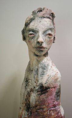 Veronica Cay, ceramic sculpture