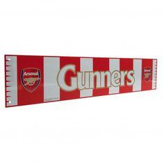Arsenal F.C. Bar Scarf Sign