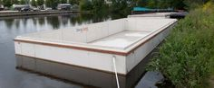 Concrete Hulls | Floating Homes Limited