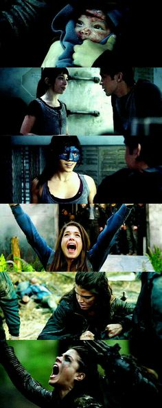 Evolution of Octavia Blake