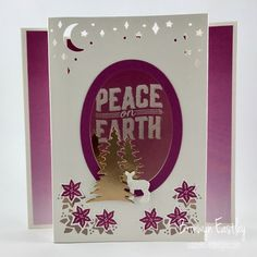 Bronwyn Easterly: AddInktive Designs - Christmas in July – Carols of Christmas – 7/11/17. (SU: Carols at Christmas Bundle). (Pin#1: Christmas: Peek-a-Boo. Pin+: Chrismas: Scenes).
