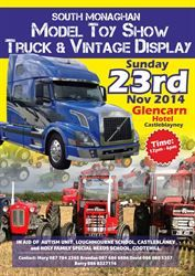 Model Toy Show on Sunday November in the Glencarn Show Trucks, Vintage Display, Event Management, November, Sunday, Toys, Model, November Born, Activity Toys